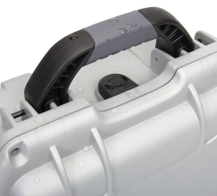 Nanuk Waterdichte koffers die IP67 beoordeeld