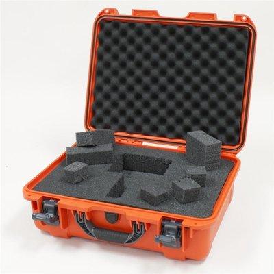 Nanuk 930 Oranje met Plukschuim