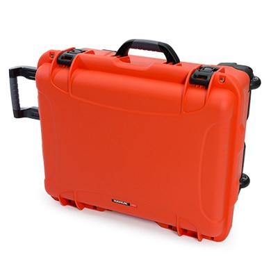 Nanuk 950 Oranje met Plukschuim