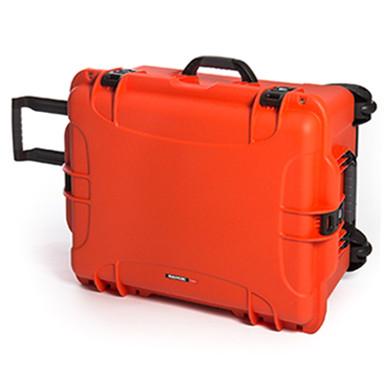 Nanuk 960 Oranje met Plukschuim