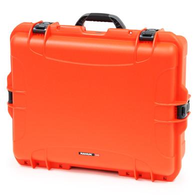 Nanuk 945 Oranje met Plukschuim