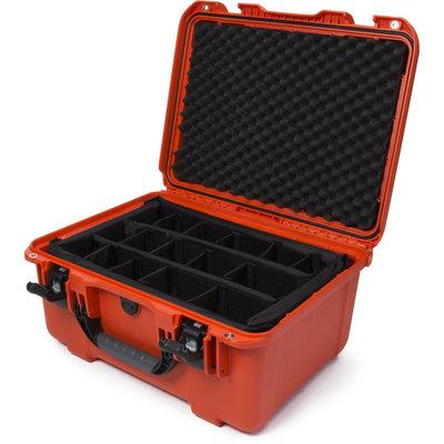Nanuk 933 Oranje met Vakverdelers