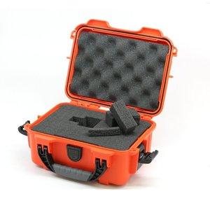 Nanuk 904 Oranje met Plukschuim