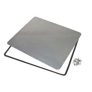 Nanuk 960 Aluminium Paneel Kit Base